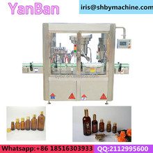 High Quality fully auto pharmaceutical filling machine 120ml