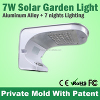 Solar Led Stair Wall Light Fixture Indoor With Motion Sensor