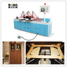 High Frequency Picture Frame Assembly Press From SAGA