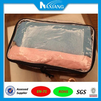 Wet clothes PVC Toiletry Bag Cosmetic Case Laundry Pouch