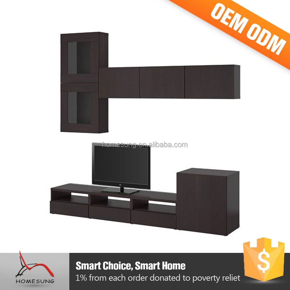 Home Wood Lounge Lcd Stand Design Living Room Furniture Wooden Tv Rack Designs