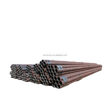 Low Price Large Stock API 5L ASTM A53 SCH160 Hollow Bar 5'' Seamless steel pipe tube