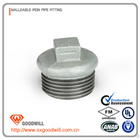 ldpe plastic round pipe plugs (made in china)
