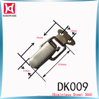 Wholesale Mini Cabinet Hasp Lock Spring Toggle Latches For Box DK009