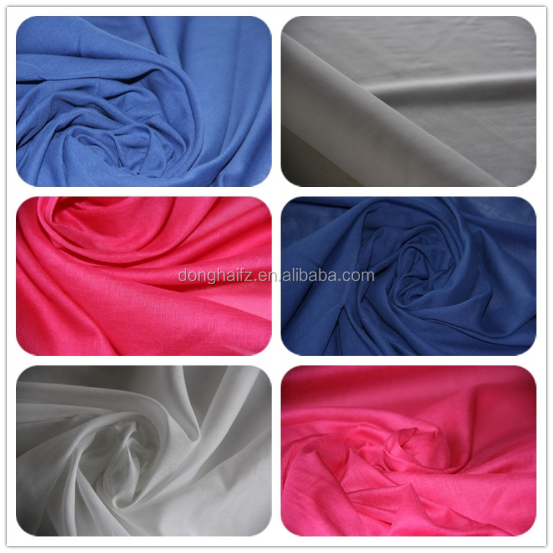 Japanese cotton voile fabric