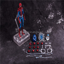 High Quality Cool Famous Figure Toy Spider Man Anime Figure Toy Action Figure 23CM