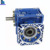 NRV F 090 50:1 FA flange solid input hollow output shaft electric motor speed reducer