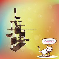 Whisker city multi-functional big size large cat tree