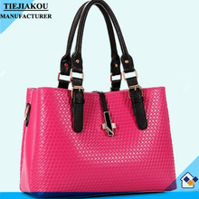 2015 Fashion Custom Wholesale Lady designer hand bags high quality hot sale for women