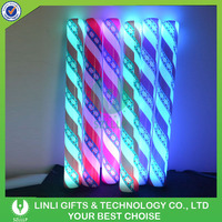Custom Logo Flashing Light Up Led Foam Glow Stick For Concert Party