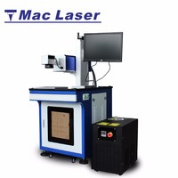 MAC high-precision laser trademark printing batch code for the plastic uv laser marking machine Laser engraving machine
