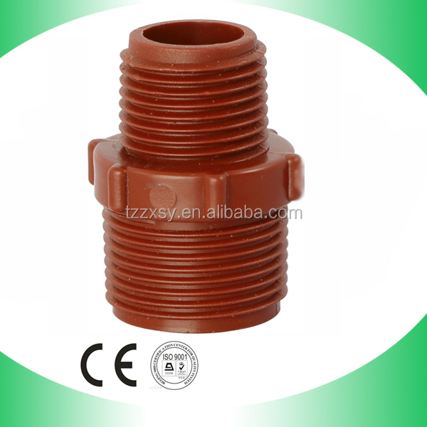 PP Male Reducer Threaded Reducer Threaded PipeReducer Bush