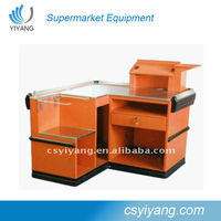 most popular supermarket/store check stand for sale