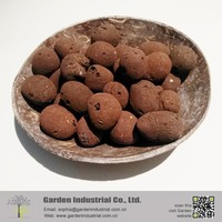 Light Weight Growing Media Expanded Clay Pebbles