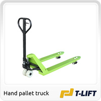 2 ton fork lifter with PU wheel