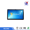22 inch dual-core all in one pc with 5 wire resistive touch