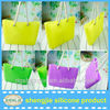 shengjie new arrival silicone beach bag 2013