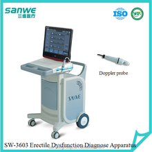 SW-3603 Dopplor Blood Examination for Andrology/ Urology Male Sexual Diagnostic Instrument / Erectile Dysfunction Machine