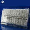 Bleached Disposable White Towel for Airline in Tray