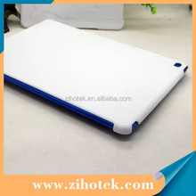 3D blank Hard Plastic phone case sublimation printing for iPad Air 2