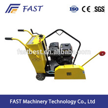 concret road cutter Diesel concrete floor saw