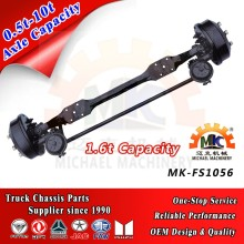 4x2 Jeep Suv Front Steer Axle