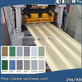 CE certificated European Quality 0.7mm zinc roof sheet price made in china