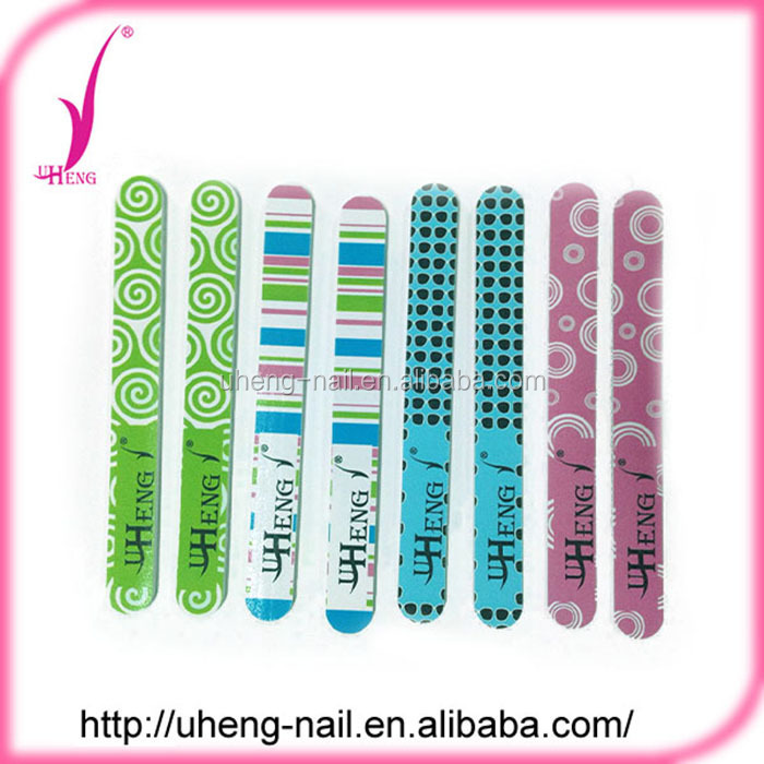 Wholesale products china custom nail file