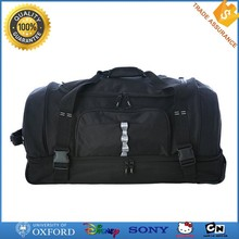 Factory wholesale good quality travel trolley luggage bag best brand names trolley bag