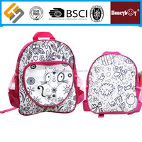 2016 new fashion colorful backpack for 13',15',17' mac book, ipad, iphone, backpack bag