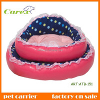 High quality Detachable hamburger pet house/dog beds/cat beds for large dogs