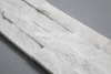 split finished white marble exterior wall stone tile