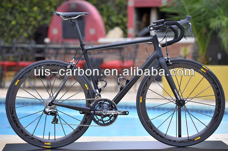 Carbon Road Bicycle Cycle Frame BB30
