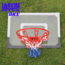 Steel Basketball Rim in Official White Board