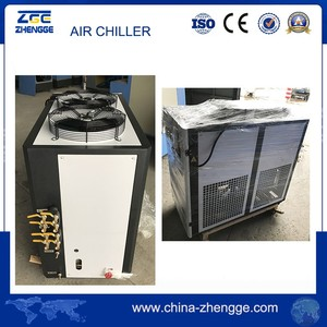 Air Cooled Industrial Chiller Price / Water Cooling System