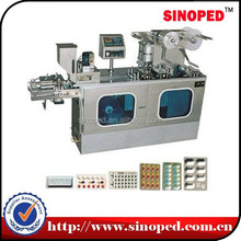 capsule/chocolate/battery blister packing machine