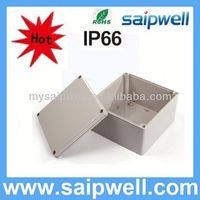 2013 High quality IP66 plastic electrical box cover 200*200*130mm