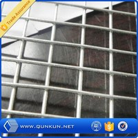 alibaba supplie 2x2 galvanized welded wire mesh for fence panel