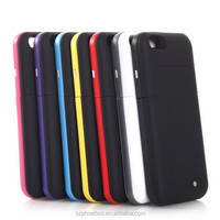 "External Battery Backup Charger for iphone 6 Power Bank Pack Case for 4.7"" iphone 6 New 3800mAh"