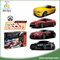 Zhiqin toys car remote control scanner kids car racing games electric car for kids with remote control