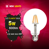 Factory Price Filament Lamp Led G95