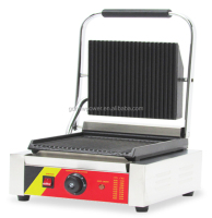 Panini sandwich maker/ panini grill with ceramic plate/ panini maker
