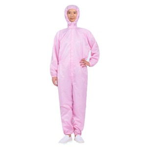 Pink Cleanroom ESD apparel for Food industry