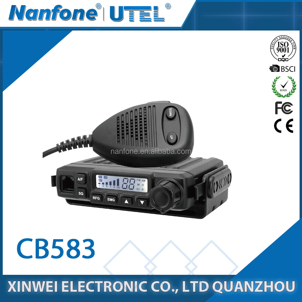 10 meter CB Radio and Car Transceiver for Sale