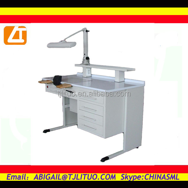 NEW ARRIVAL LT-D09 dental lab technician bench