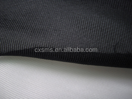 SMSW00309 100% polyester weft-inserted woven interlining fabric