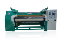 Professional tannery machines LEATHER LINE-CONTACT IRONING MACHINE with high quality and cheapest price
