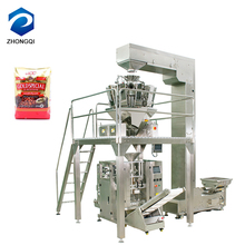 High Efficiency Automatic Combined Ice Cube Packing Machine