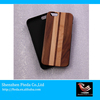 Shenzhen mobile phone accessories wood phone cover for iphone cover