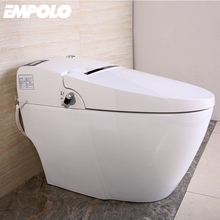 EAT02 China wholesale bathroom one piece ceramic smart toilet